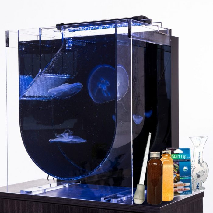 Medusa Jellyfish Aquarium package