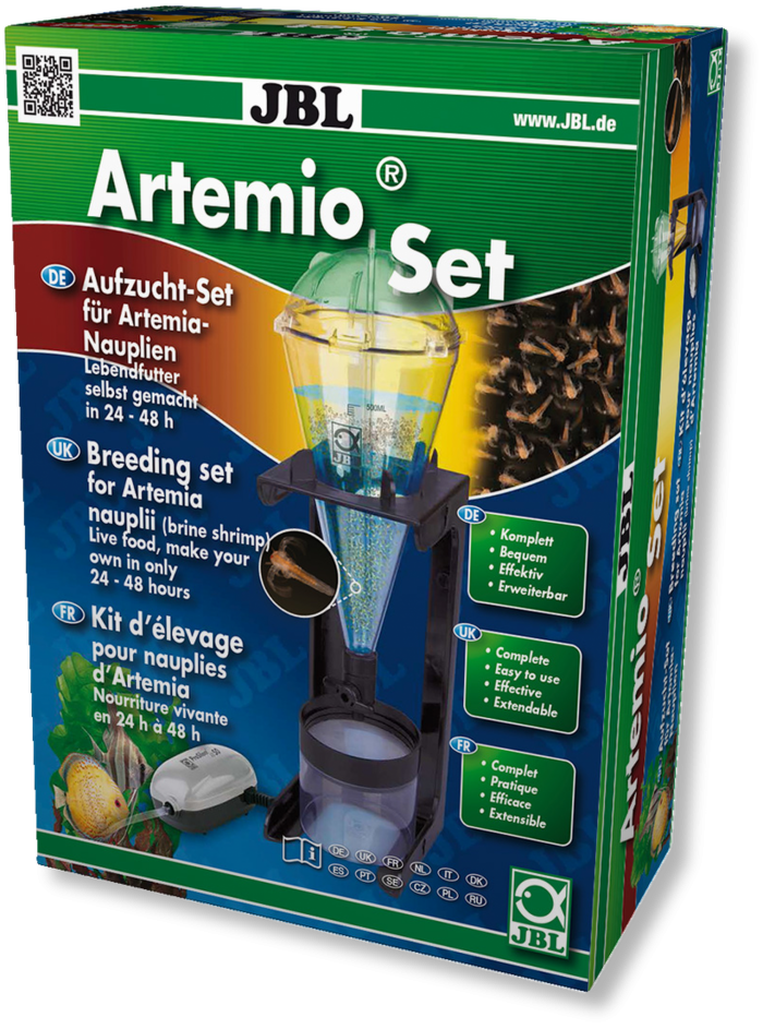 Brine Shrimp Hatcher Kit