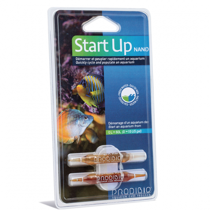 Prodibio Start Up Nano aquarium water treatment