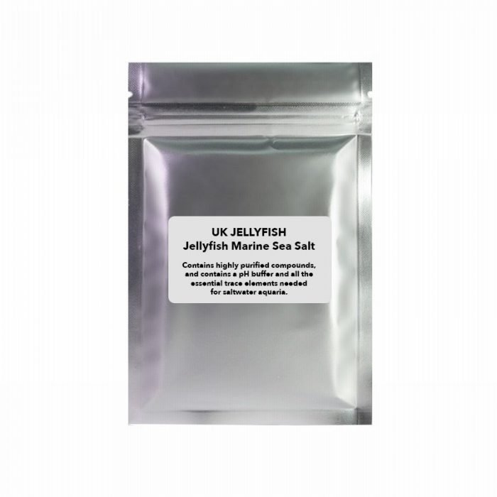 Marine Grade salt for jellyfish